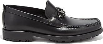 Zapatos Planos Negro de Salvatore Ferragamo: Compra desde
