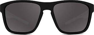 HB Óculos de Sol Hb H-bomb 9011270800/55 Preto Fosco com Branco Brilhante