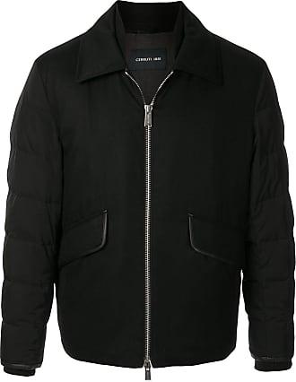 Cerruti padded sleeve lightweight jacket - Black