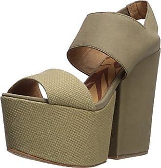 1fc55216f0 Matiko Womens Amazee Platform Wedge Sandal, Light Brown, 6 M US. USD  $218.00. Matiko