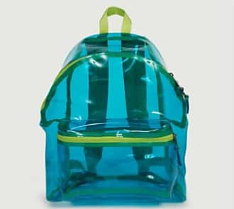 Eastpak Türkis PVC gepolsterte Pakr transparente Tasche - turquoise | PVC | U - Turquoise