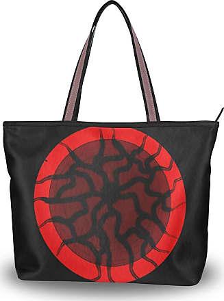 Lorona Women The Eye Art Canvas Shoulder Hand Bag Large Capacity Tote Bag