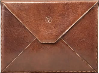 Maxwell Scott Maxwell Scott - Luxury Tan Leather iPad Mini Case