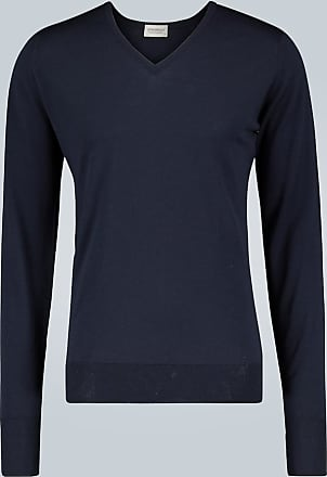 John Smedley Pullover Bobby aus Wolle
