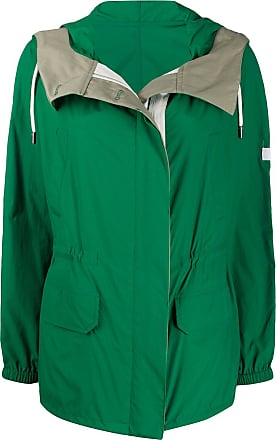 Yves Salomon - Army Iconic waterproof parka - Green