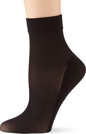 Fiore Womens Massage Socks 40 Den/Bodycare, Black, One (Size: U)