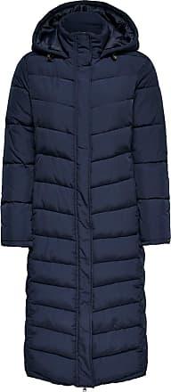 Jacqueline de Yong Jacqueline de Yong Kami Womens Winter Coat - Blue - Small