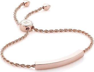 Monica Vinader Linear Chain bracelet - GOLD