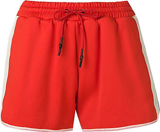 Yves Salomon - Army athletic shorts - Red