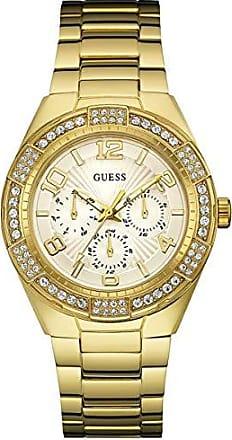 Guess Relógio Guess Feminino Dourado 92606LPGSDA1