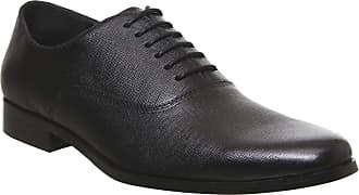 Office Ladder Oxford Black Leather - 9 UK