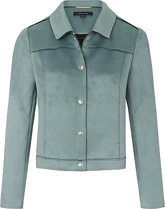 Comma Jacket long sleeves comma, turquoise
