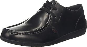 Kickers Mens Farndon Lace Loafers, Black (Black Blk), 8 (42 EU)