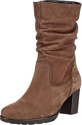 46ed83b9204345 Gabor Shoes Damen Basic Stiefel