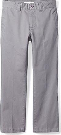 Essentials elastizados e informales de color caqui para hombre Pantalones ajustados