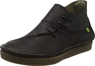 El Naturalista Womens Rice Field Chukka Boots, Black (Black N01), 3 UK