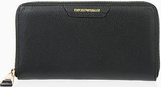 Armani EMPORIO Leather Wallet Größe Unica