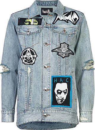 Haculla Rancid denim jacket - Blue
