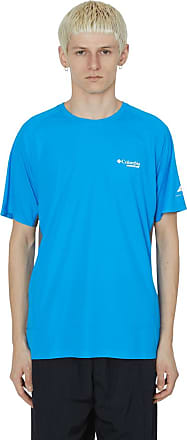 Columbia Columbia Titan ultra ii t-shirt STATIC BLUE/GREY XL