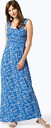 NA-KD Damen Kleid blau