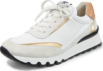 Paul Green Sneakers made of calf nappa leather Paul Green white