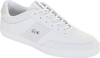 Lacoste Mens 739cma002818c_40,5 Sneaker, White, 6.5 UK