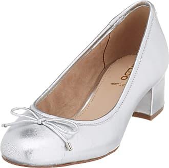 Aldo Womens GARANDRA Loafer Flat, Silver