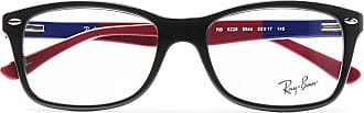 Ray-Ban Wayfarer D-frame Acetate Optical Glasses - Black