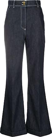 Philosophy di Lorenzo Serafini high-rise flared jeans - Blue