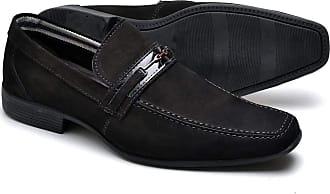 Di Lopes Shoes Sapato Social em Couro (44, Preto)