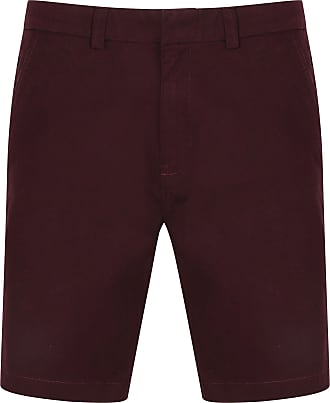 Tokyo Laundry Margate Shorts in Winetasting XL