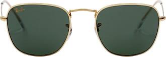 Ray-Ban Óculos de Sol Quadrado Dourado - Mulher - 51 US