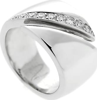 Hermès Bypass Diamond White Gold Ring
