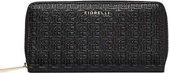 Fiorelli Womens City Purse Embossed Black Emboss