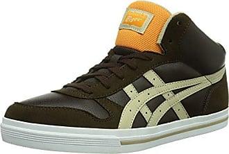 2be749015d2 Onitsuka Tiger Aaron MT D4V1Y Hoge sneakers, uniseks, volwassenen - bruin -  42