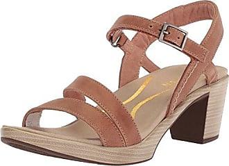 8f04dca4b45ce4 Naot Womens Bounty Heeled Sandal Latte Brown lthr 40 M EU (9 US)