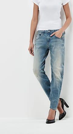 CYSTYLE Damen 78 Jeans Hose Boyfriend Weite Straight Jeans