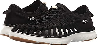 Keen Uneek O2 (Black/Harvest Gold) Womens Shoes