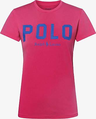 Polo Ralph Lauren Damen T-Shirt rosa