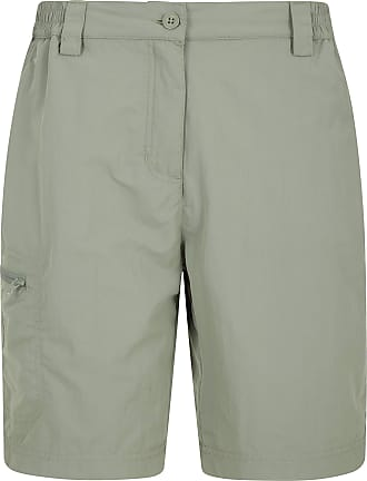 Mountain Warehouse Navigator Womens Anti-Mosquito Shorts - Lightweight Ladies Short Pants, UV Protection Trousers, Stretch Bottoms, Pockets -Best for Walking, Travelling