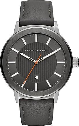 A|X Armani Exchange Relógio Quartz Maddox - Homem - Cinza - Único IT