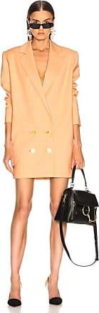 Carmen March Blazer Dress in Plaid,Yellow