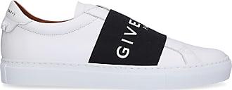 Givenchy Sneaker low URBAN STREET Kalbsleder Logo weiß
