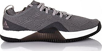 hot sale online c5dad 4e30a adidas Damen Crazytrain Elite W Fitnessschuhe grau (GritrePltemeGricua)  40 EU