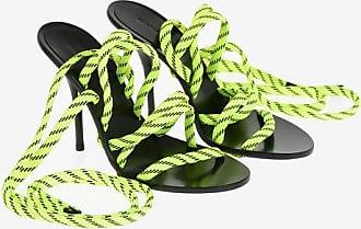 Balenciaga Lace Up Sandals 11 cm Größe 37,5