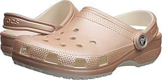 Crocs Classic Metallic Clog (Rose Gold) Shoes
