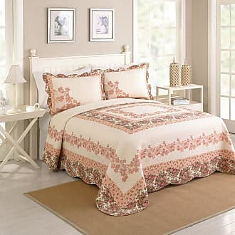 Better Homes & Gardens Shyla Floral Quilt by Better Homes & Gardens, Size: Twin - 99P615A13C1201