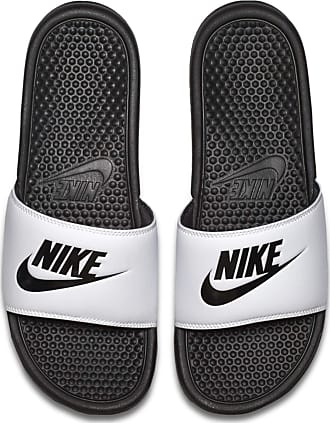 Nike CHINELO GASPEA BENASSI JDI 343880 - NIKE - BRANCO/PRETO
