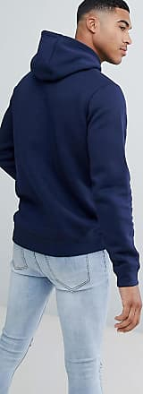 024a388a59dc Nike pullover hoodie with swoosh logo in navy 804346-451 - Blue
