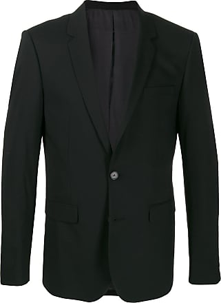 Sandro fitted suit jacket - Black
